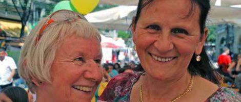 Caritas-Magazin: Sichere Heimat