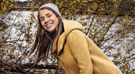 WWF-Magazin: Sängerin Eliane Müller