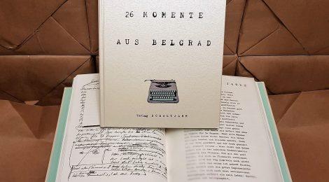 Bücher: 26 Momente aus Belgrad