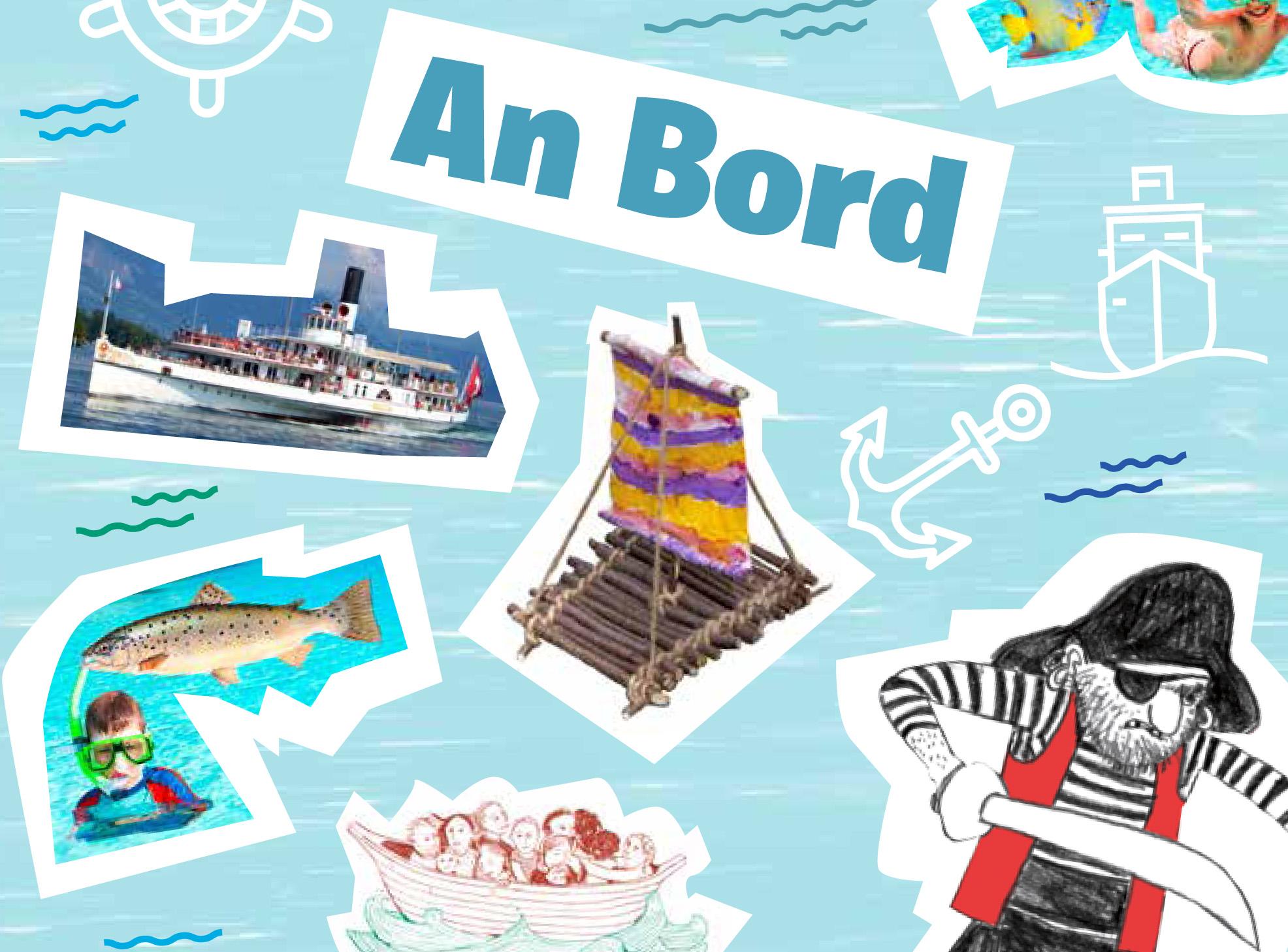jumi Kindermagazin: An Bord!