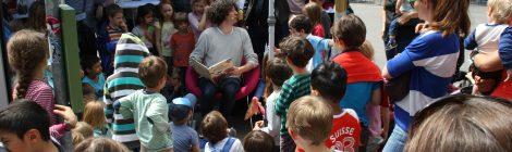 Projektleitungen: Vorlesetag in Luzern
