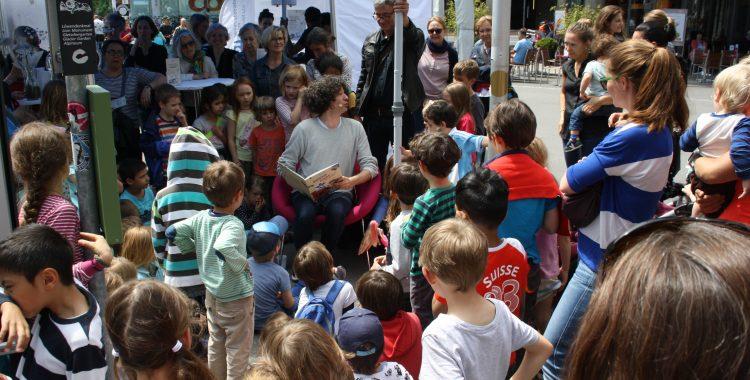Projektleitung: Vorlesetag in Luzern