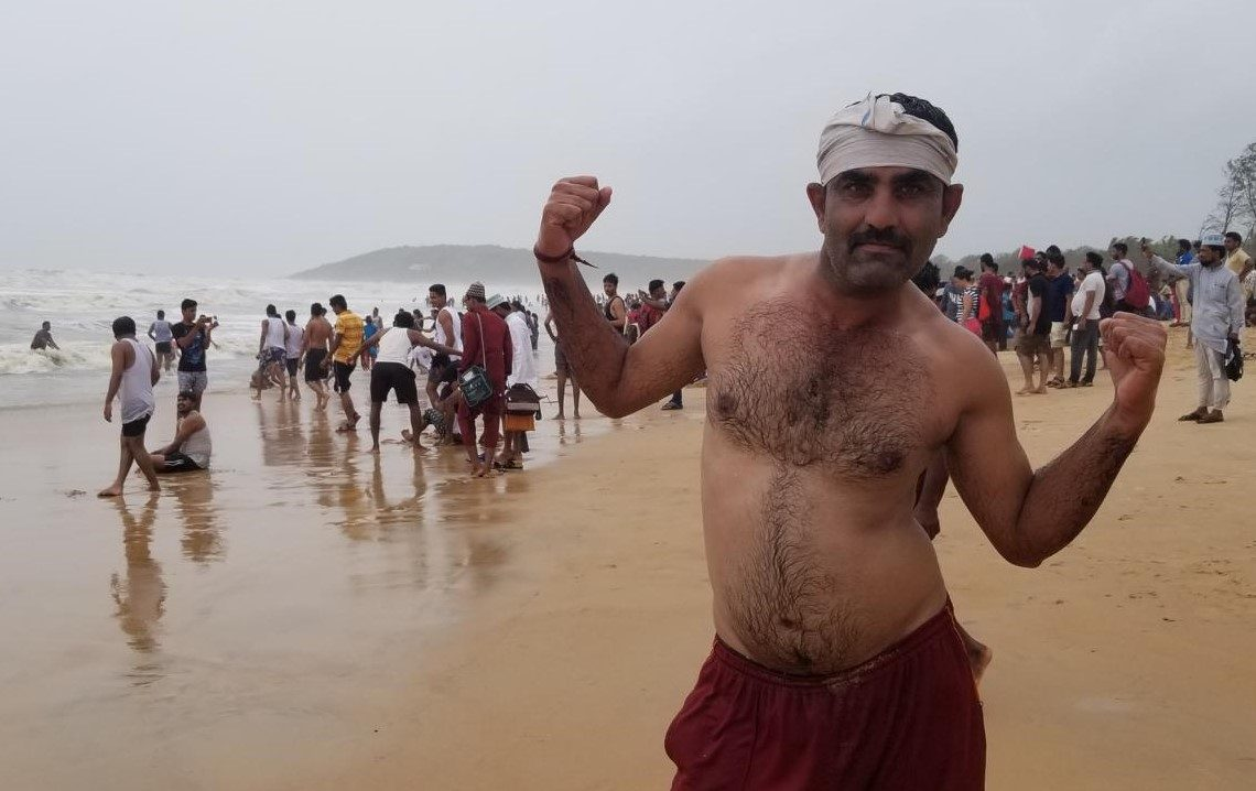 Hippie-Paradies Goa? Das war einmal