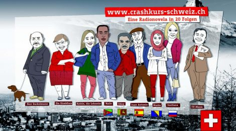 Crashkurs Schweiz: Hörspiel