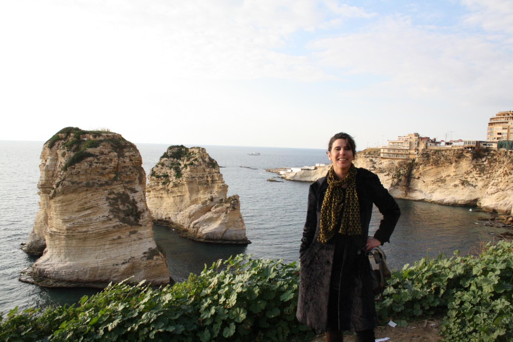Carte Blanche: On the road in Beirut