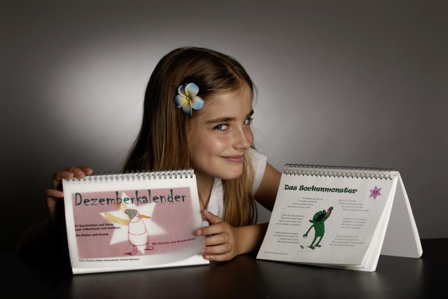 Bücher: Dezemberkalender für Kids